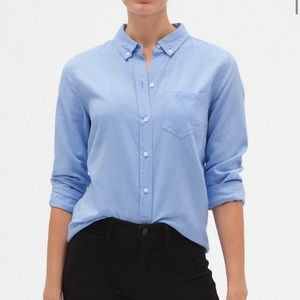 Joe Fresh Oxford Shirt 💙 NWT
